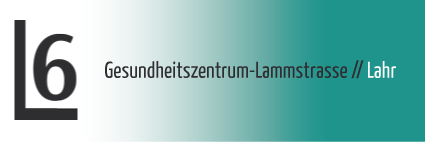 Für das neue Ärtzehaus in Lahr (bei Freiburg) hat textAGee die Webseitentexte erstellt.